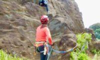 2020/01/04(土)【実技】岩場の歩行・通過と安全確保、ロープワークを学びます 〜横須賀市・鷹取山〜